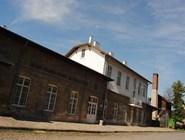 Старый ж.д вокзал Русе