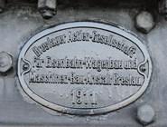 Таличка 1911