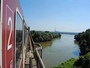 Мост на Дунае