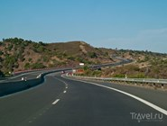 Автострада в Альгарве