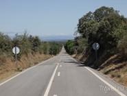 Сельская дорога в Португалии