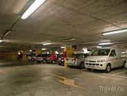 Платная подземная парковка