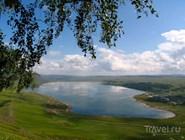 Озеро в Хакасии