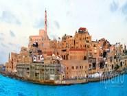 Панорама Яффо