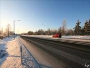 Зимняя магистраль