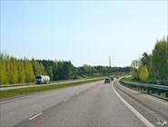 Крупная магистраль