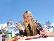 Кулинарные традиции сильны в Трентино