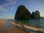 Пляж Пхрананг