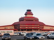 Международный аэропорт Баку