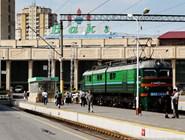 Платформы вокзала