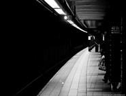 Закругленная линия станции