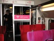 В поезде Thalys