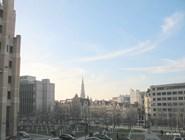 Вид на город от собора Св. Михаила и Гудулы