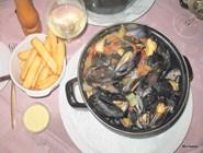 Мульфрит - бельгийская традиционная еда