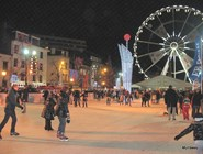 Каток на площади Св. Екатерины