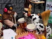 Конфетти - главная составляющая карнавала