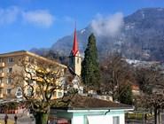 На пути от немецкой архитектуры к итальянской