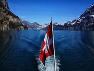 Под швейцарским флагом