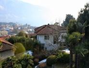 Вид с балкона отеля Ascona