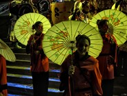 Японский танец под неяпонские мелодии