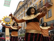 Индейцы тоже танцуют под гугген-музыку