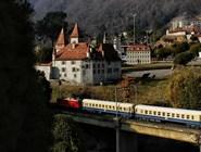По железным дорогам курсируют 18 составов