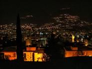 Вид из номера отеля Villa Sassa