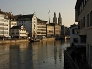 Панорамы Цюриха меняются каждую секунду
