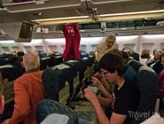 Экономический класс на рейсе Франкфурт-Виндхук