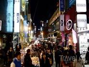 Улица Insa-dong