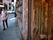 Вокруг Casa Guidi много антикварных лавок