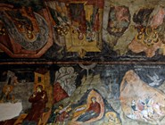 Фрески в монастыре святого Неофита
