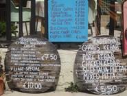 Поесть от души можно на 5-10 евро