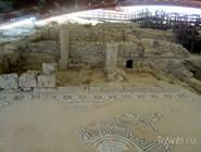 Фрагмент мозаики Куриона
