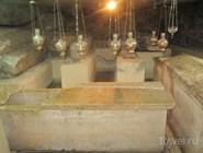 Гробницы в Церкви святого Лазаря