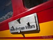Маршрут: Villars-Bretaye-Villars