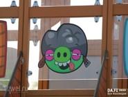 Зеленые свиньи