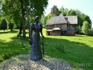 Памятник Марии Тенишевой