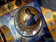 Фреска в главном храме