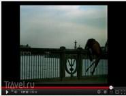 Лев на Биржевом мосту