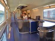 Кухня в поезде