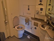 Туалет в вагоне
