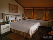 Спальня в Sossusvlei Lodge