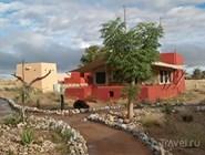 Домик в Sossusvlei Lodge
