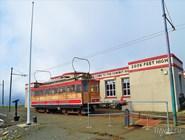Верхняя станция трамвая