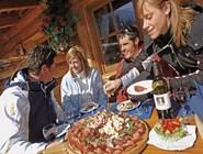 В итальянском ресторанчике