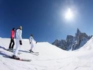 Мороз, солнце и горы