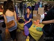 На рынке в Амстердаме