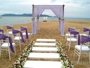 Свадебный шатер в отеле W Retreat Ko Samui