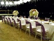 Свадебный банкет в отеле W Retreat Ko Samui